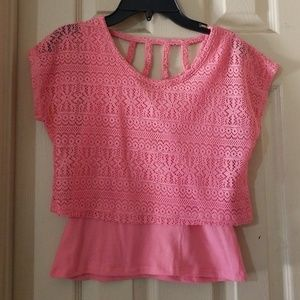 Girls blouse size S(7/8)